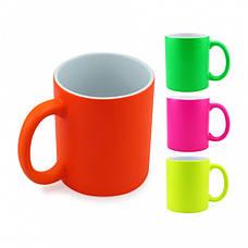 Чашки Неон
