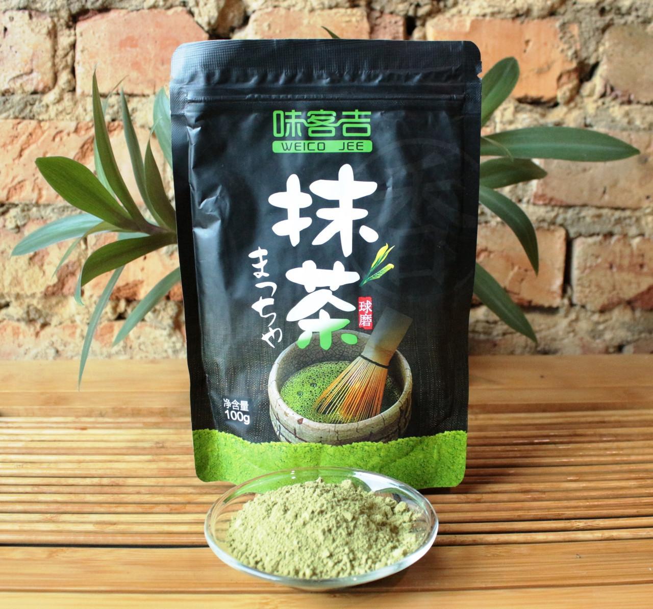 Высококачественный чай Матча, 100 грамм