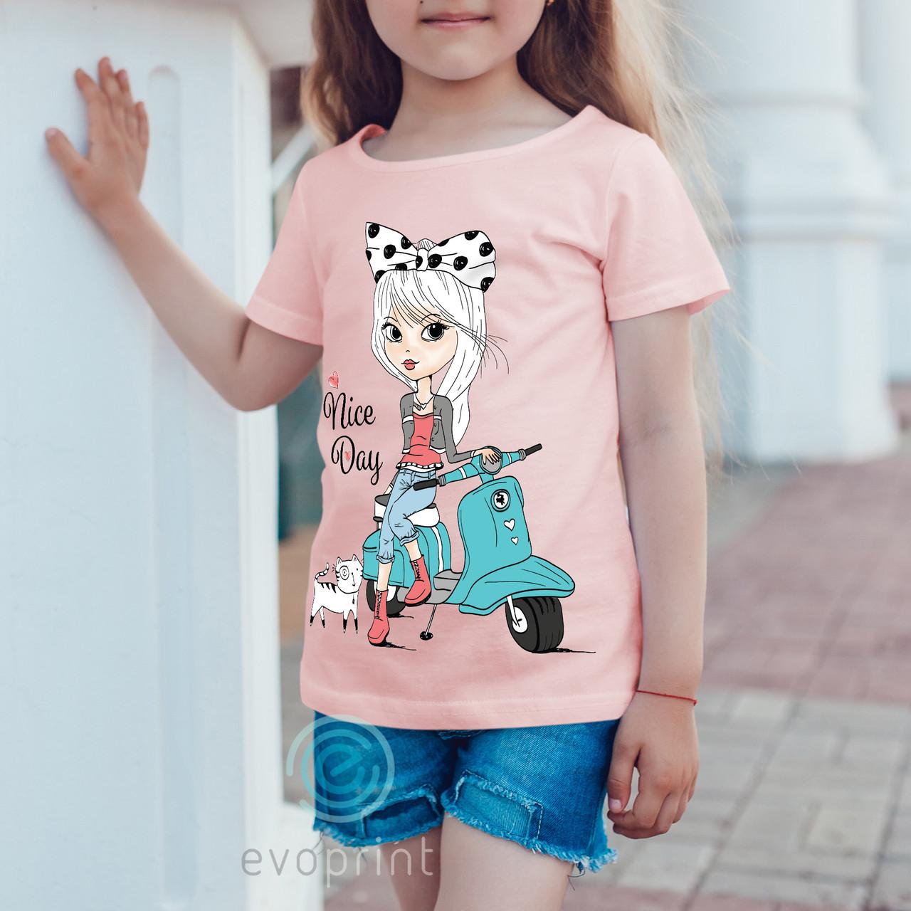 Напечатать на детской одежде