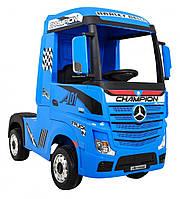 Детский фура, тир, грузовик на аккумуляторе  Mercedes Benz