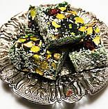 Рахат лукум GANIK премиум натуральный  с фисташковым орехом  500 гр , ассорти ( роза, гранат, абрикос, киви),, фото 7