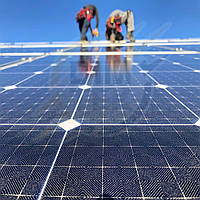 "Сонячна мережева електростанція  ""33,5 кВт"" (Trienergia/Azzuro)"