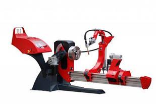 Автоматична установка для зварювання і наплавлення тіл обертання EWR HUNTER 1050.108.TM HST creative