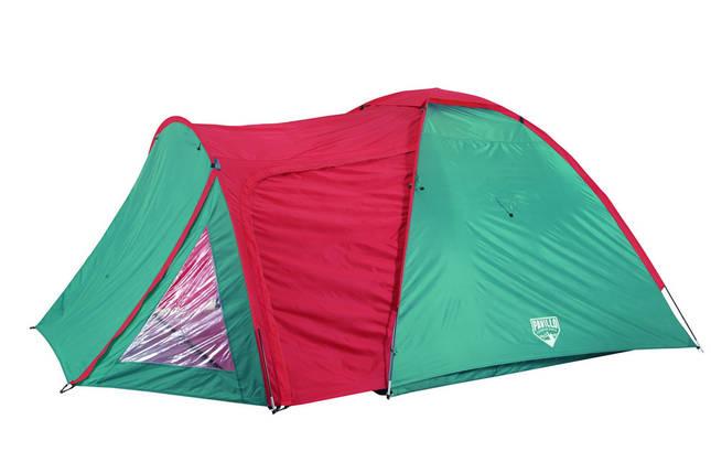 Палатка туристическая 3-местная Ocaso Bestway 68011, фото 2