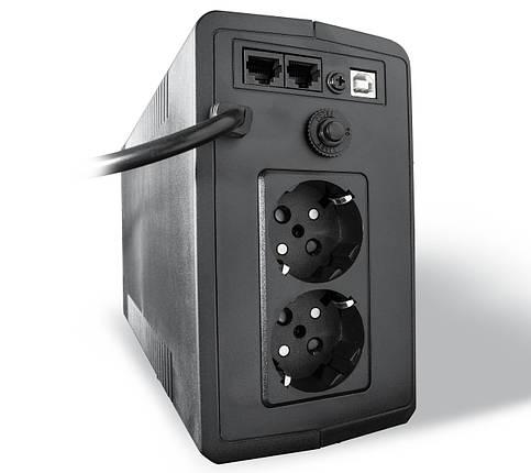 ИБП Frime GUARD 650VA USB, фото 2