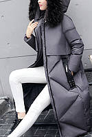 Зимнее женское пальто AL-7874-75