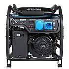 ⚡HYUNDAI HHY 9050FЕ ATS (6.5 кВт), фото 4