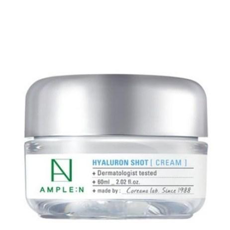 Увлажняющий гиалуроновой крем Ample:N Hyaluron Shot Cream, 50 мл