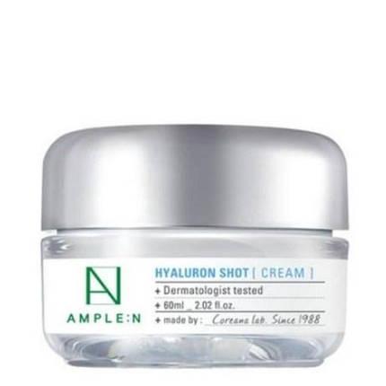 Увлажняющий гиалуроновой крем Ample:N Hyaluron Shot Cream, 50 мл, фото 2