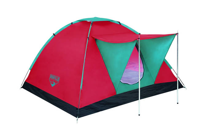 Палатка Range 3-местная 68012, фото 2