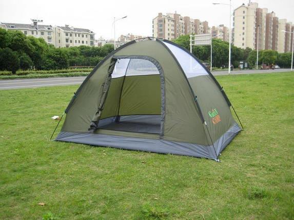 Палатка двухместная Green Camp 3005, фото 2