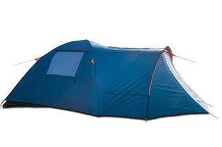 Палатка туристическая четырехместная Coleman 1009 размеры 380х220х150 см 2 окна, фото 3