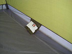 Палатка двухместная Green Camp 1503  2,1х1,5х1,3 м, фото 3