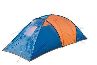 Палатка 6-ти местная Coleman 1002 размер 450*260*180 с тамбуром, фото 2