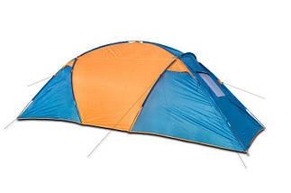 Палатка 6-ти местная Coleman 1002 размер 450*260*180 с тамбуром, фото 3