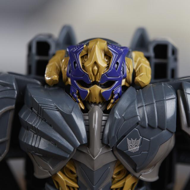 Трансформер 5 Трансформер робот Мегатрон Последний Рыцарь Megatron Transformers  Десептикон