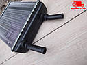 Радиатор отопителя ВОЛГА ГАЗ 2410 (алюм) (патр.d 16) (покупн. ГАЗ). 3102-8101060-10. Ціна з ПДВ., фото 4