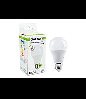 Светодиодная лампа 12W E27 A60 4100K GLX