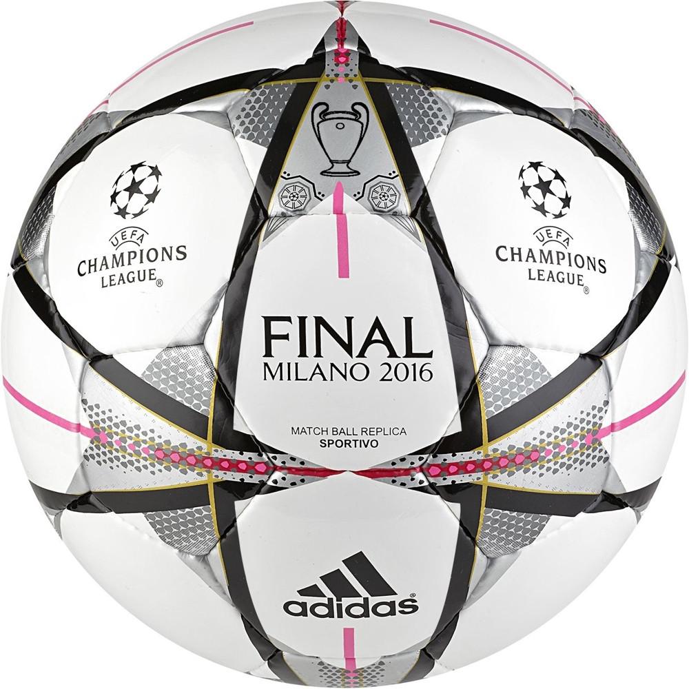 Футбольный мяч Adidas Capitano Final Milano 2016 AC5494