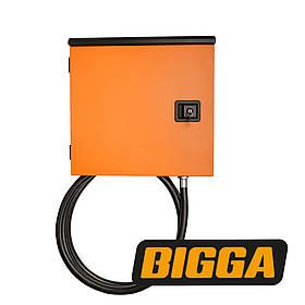 Bigga DELTA DC-65 Топливораздаточная колонка для дизельного топлива в металлическом ящике ,12/24В, 45/65 л/мин