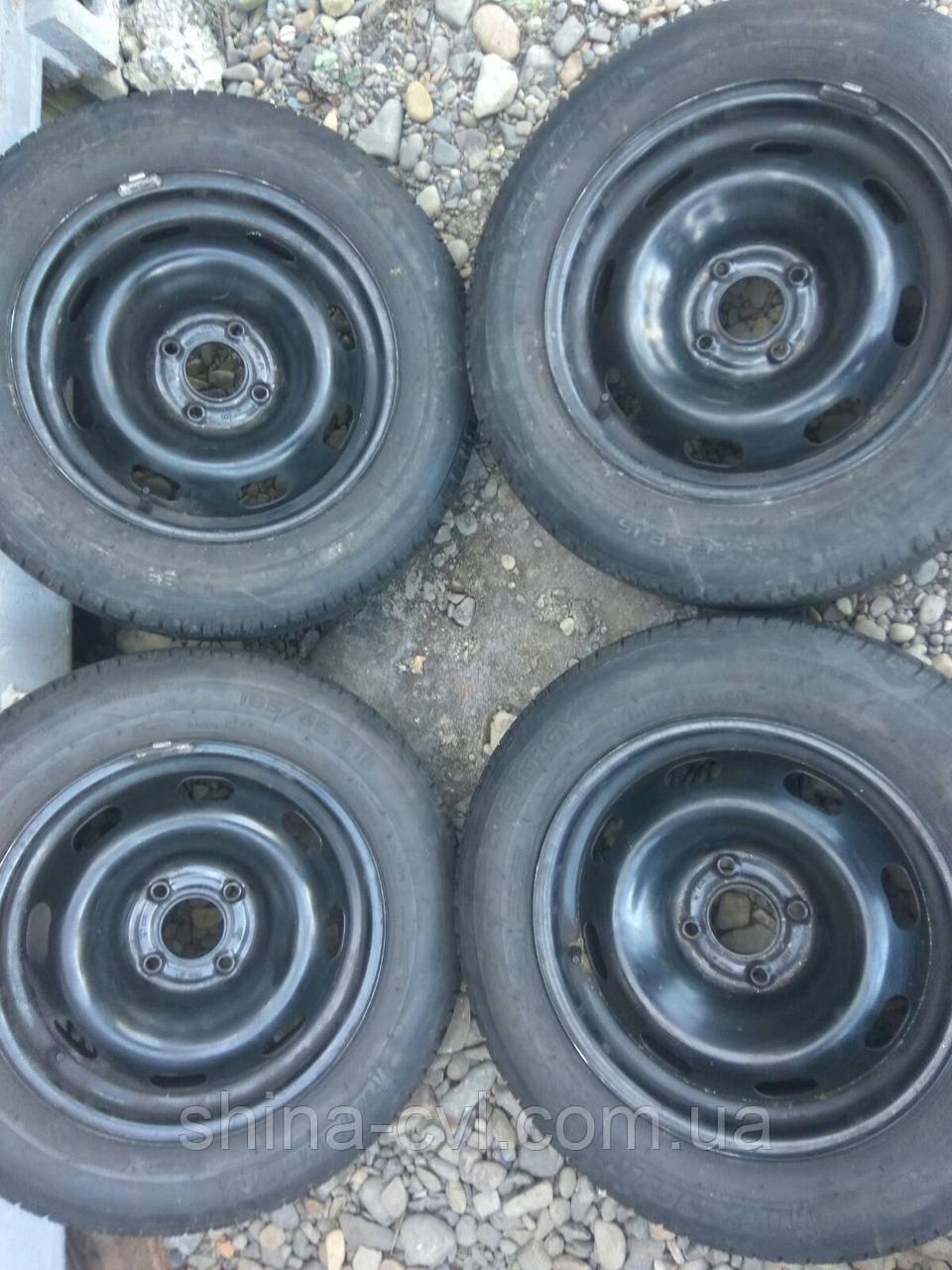 Металеві диски 4.108 R15 6J ET23 PEUGEOT/CITROEN