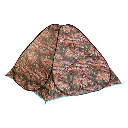 Палатка-автомат походная HX-8140 на двухместная, фото 2