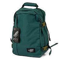 """Сумка-рюкзак CabinZero CLASSIC 28L Mallard Green с отделением для ноутбука 13"""" (28л) (29,5x39x20см)"""