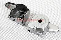 Крышка двигателя левая (для статора магнето на 2 катушки) 70сс