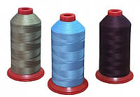Нитки швейные Полиарт цветные № 40, фото 1