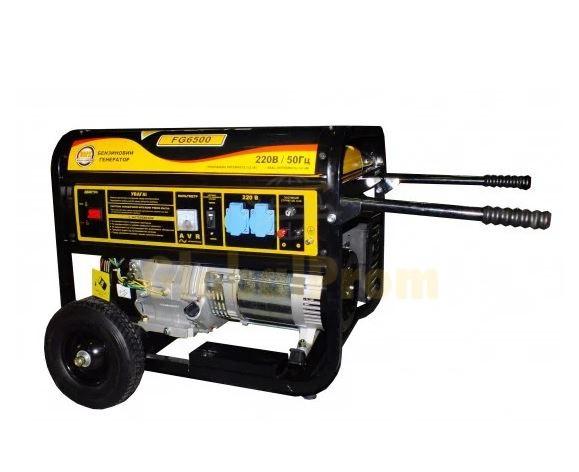Электрогенератор Forte FG6500