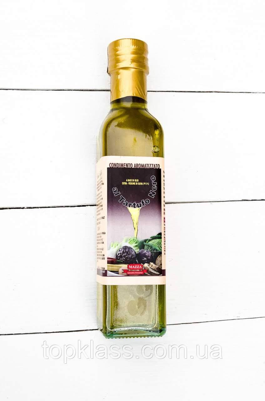 Олія оливкова з трюфелем Mazza Tartufo Nero Extra Vergine, Італія. 250мл