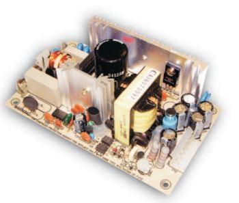 Блок питания 12вольт 65вт  PS-65-12 IP00 MEAN WELL 4832н