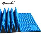 Каремат «KEMANHE» туристичний / похідний / спальний довгий складаний брендовий 185 см / 330 р, фото 3
