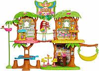 Enchantimals Кафе Джунглі - веселі пригоди із улюбленими персонажами в Кафе Джанглвуд Папужки Пікі