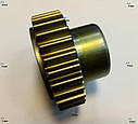 Шестерня коленвала на двигатель Nissan H20 (1930 грн) 12351-50K10 / 1235150K00, фото 3
