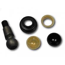 Ремкомплект  наконечников рулевых тяг МТЗ-1221 с пальцем