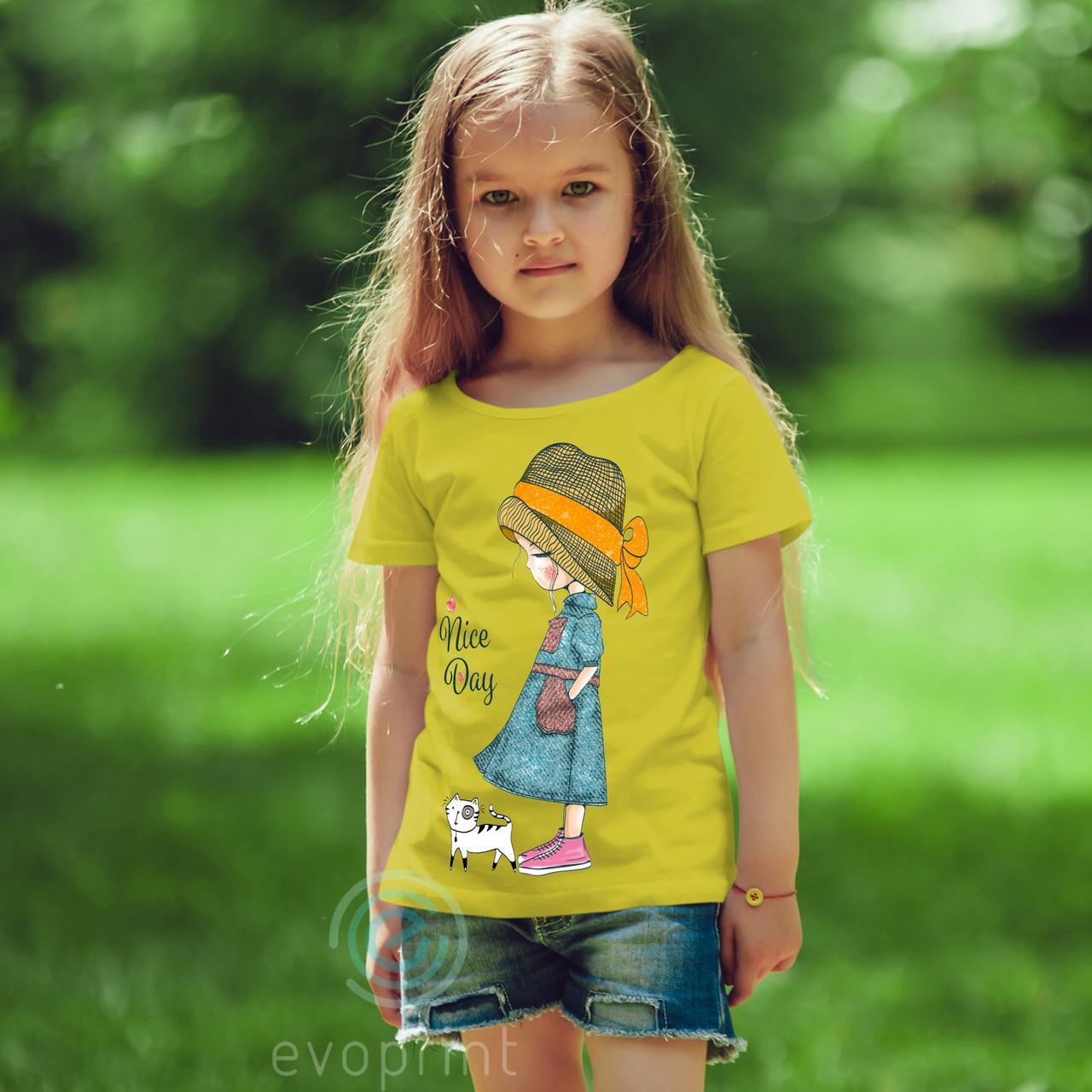 Эко печать на детскую одежду