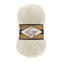 Alize Angora real 40 - 450 жемчужный