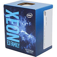 Процессор серверный INTEL Xeon E3-1230V6 4C/8T/3.50GHz/8MB/FCLGA1151/BOX (BX80677E31230V6)
