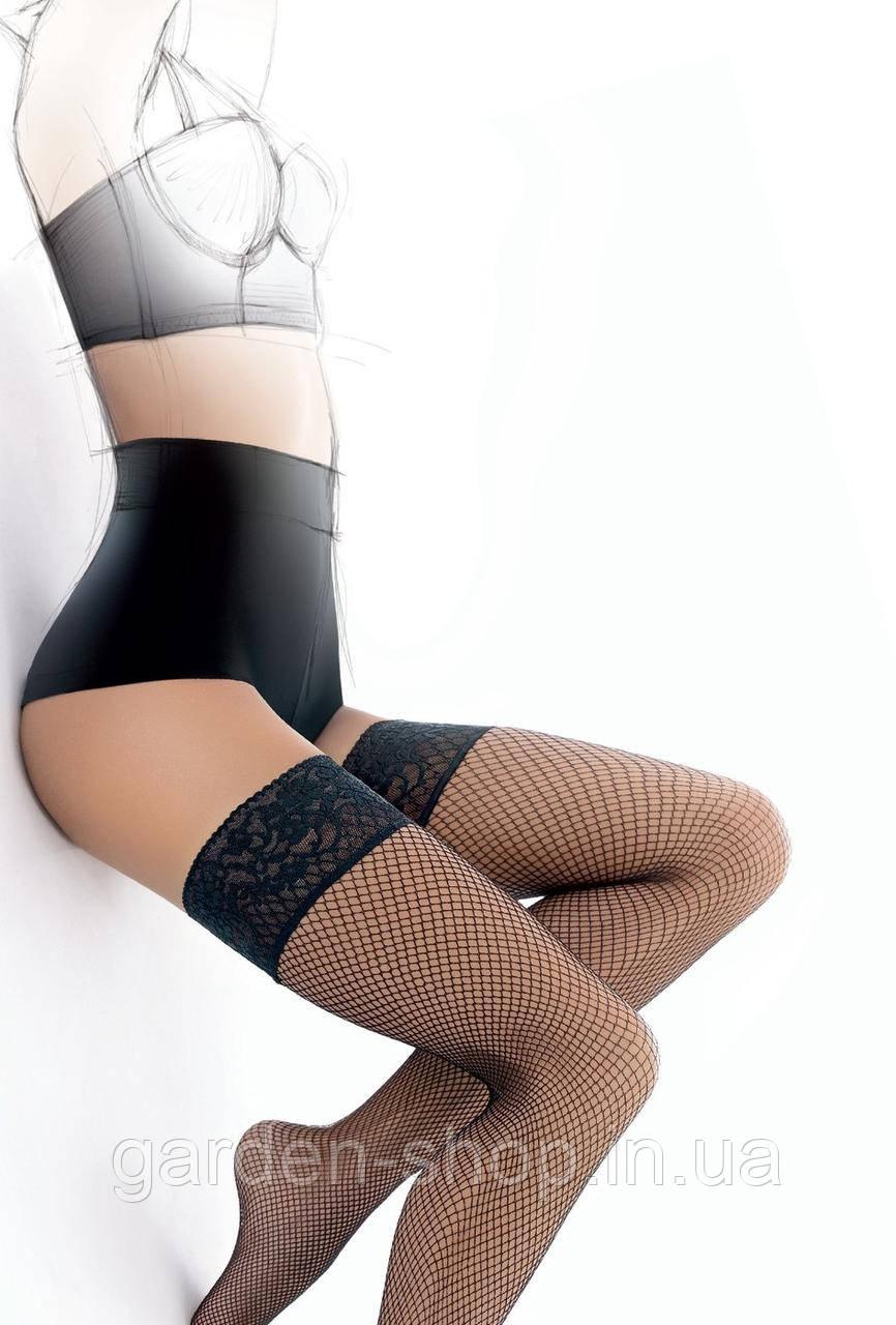 Жіночі чулки кабаре у сітку Gatta Margherita 01, розмір