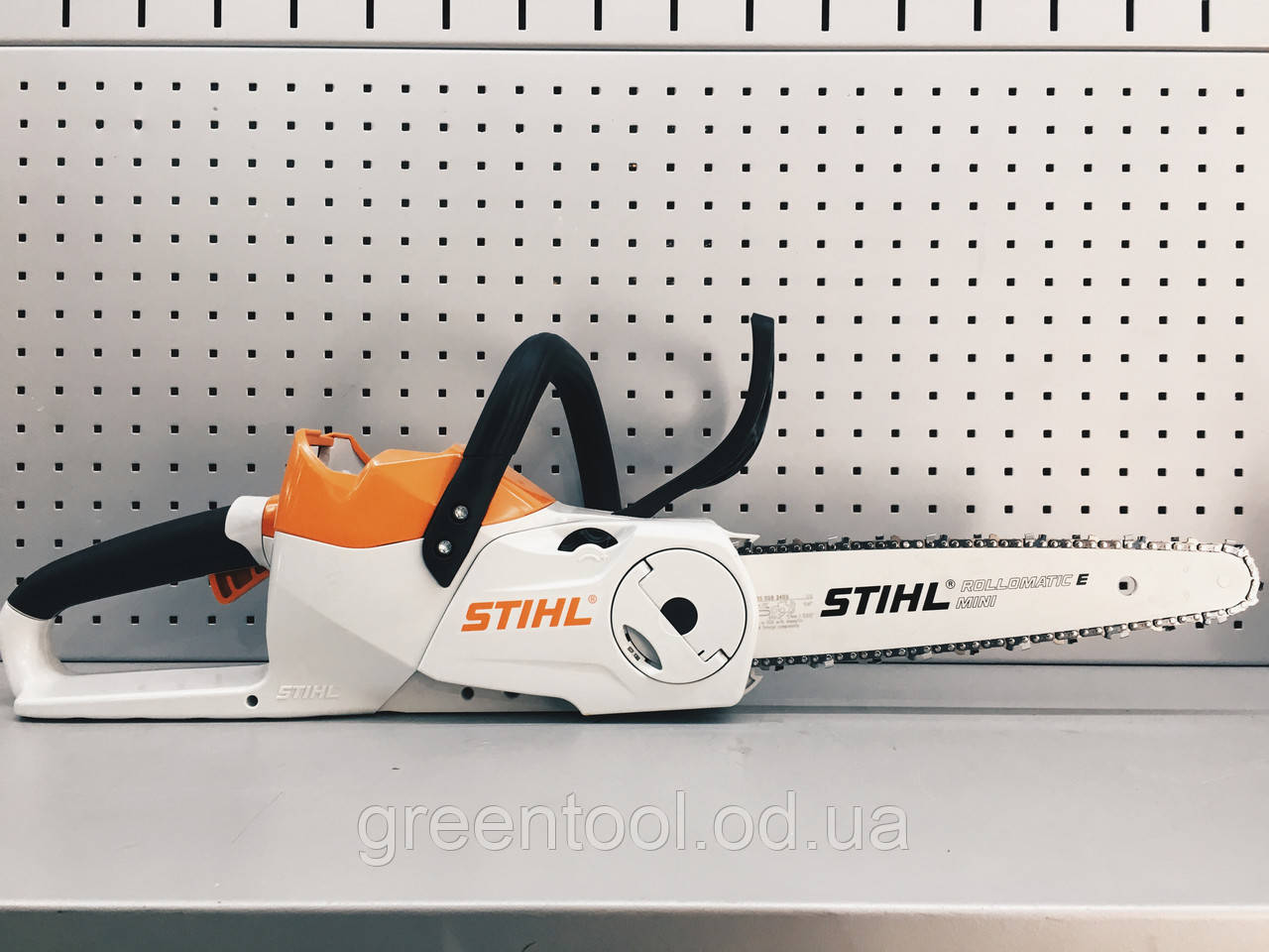 Аккумуляторная пила STIHL MSA 140C SET комплект