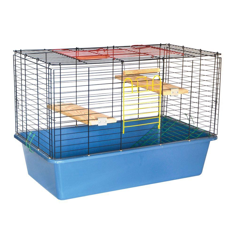 Клетка для грызунов Гранд Шиншилла економ цинк
