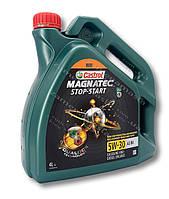 Castrol MAGNATEC STOP-START 5W-30 A3/B4 4л - моторное масло