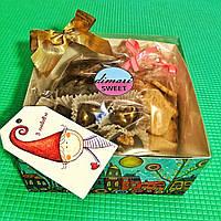 """Подарочный набор Натуральных сладостей для детей и взрослыхБЕЗ сахара. """"Любовь в мелочах"""""""