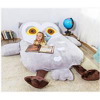 Дитяче ліжко матрац м'яка іграшка Сова (S), фото 1