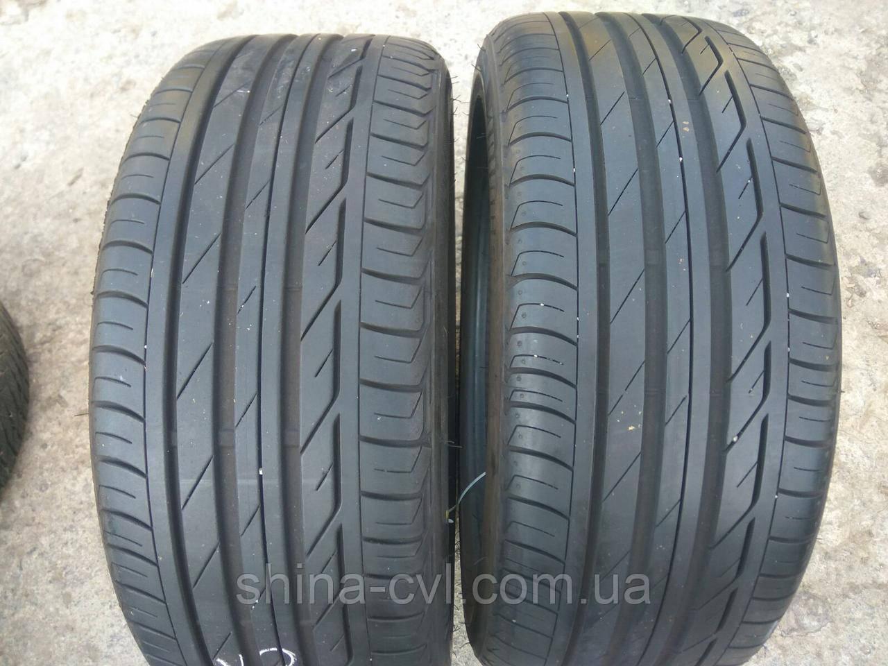 Літні шини 225/45 R17 91V  BRIDGESTONE TURANZA T001