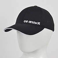 Бейсболка Off-White (реплика) черный