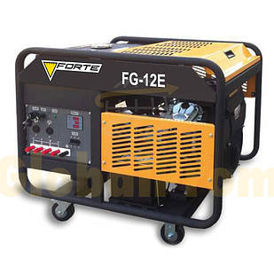 Электрогенератор Forte FG12E