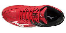 Волейбольные кроссовки высокие Mizuno Thunder Blade 2 Mid V1GA1975-62, фото 3