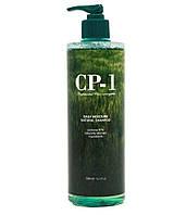 Натуральный безсульфатный шампунь для всех типов волос Esthetic House CP-1 Daily Moisture Shampoo 500 мл (8809450010421)